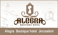 Boutique hotel Alegra